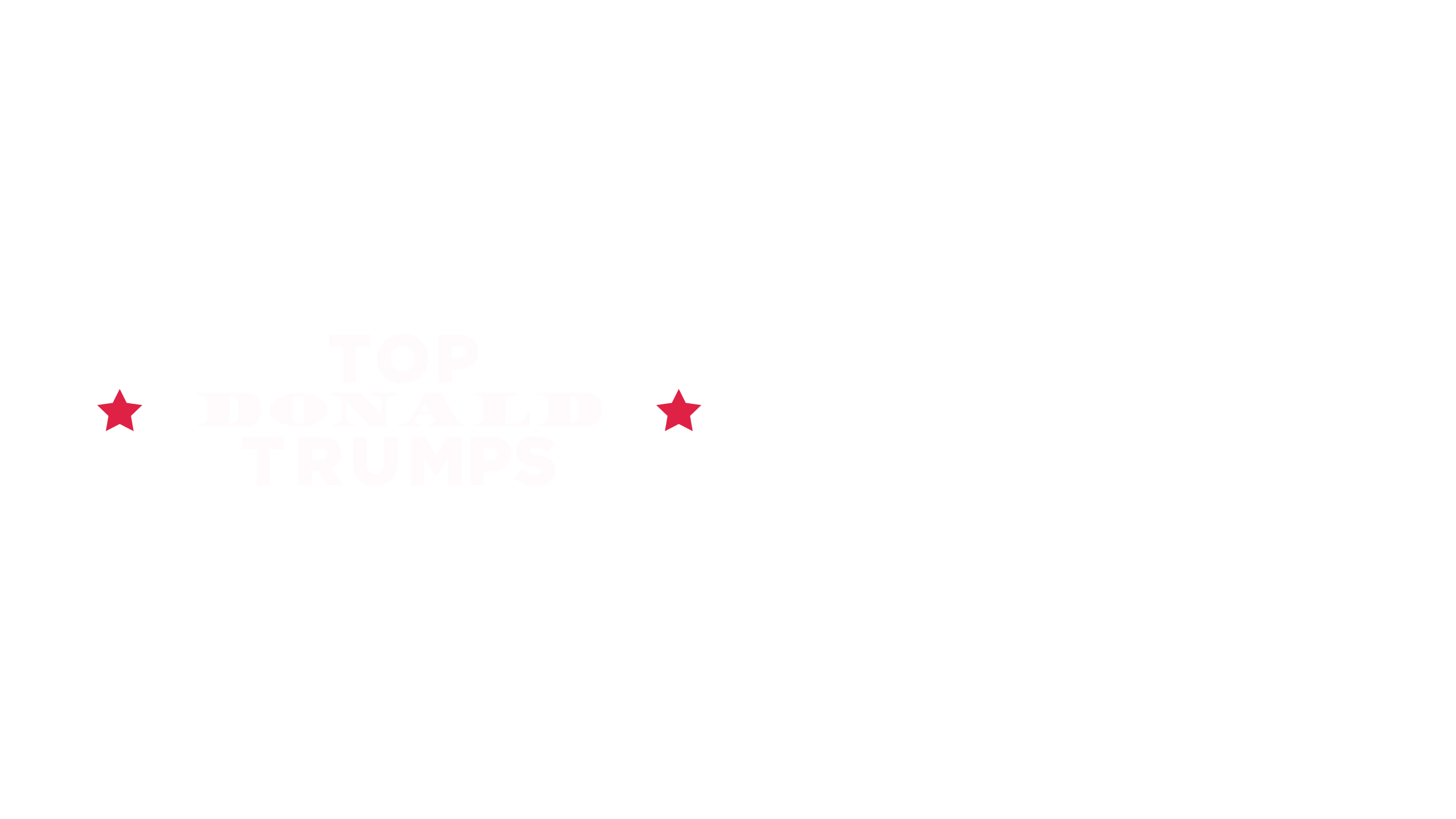 Top Donald Trumps